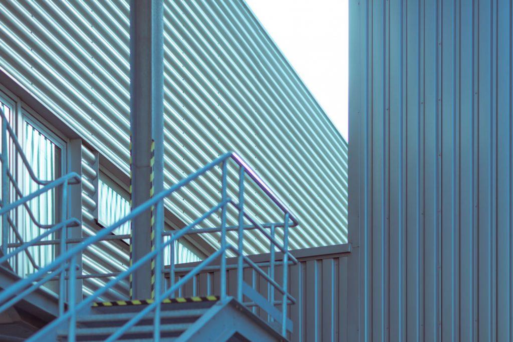 Skladové schodište
