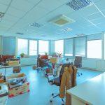 Openspace kancelária